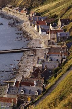 Crovie, Escocia (Reino Unido) – perfect weekend destination of Scotland