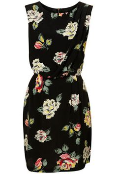 Could live in this dress.  Want one in every color and this print!
