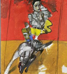 Dimitris Mytaras Woman and Dog oil on canvas dimesions cm Greece Painting, 10 Picture, Greek Art, Art Database, Conceptual Art, Artist Painting, Printmaking, Oil On Canvas, Art Gallery