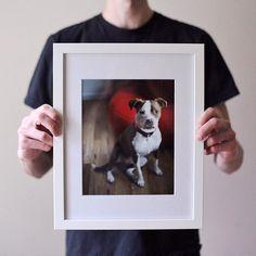My best friend. #dogsofinstagram #linkinprofile : @rach.esq