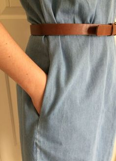Add a Pocket to Your Graduation Gown -- The Lost Apron