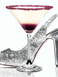 Glamorous Girl    2 oz. Skyy Vodka  1/2 oz Fresh Lemon Juice  1/2 oz Fresh Lime Juice  1/2 oz Simple Syrup  Rim a martini glass with Crème de cassis and sugar. Combine all ingredients in a cocktail shaker with ice. Shake vigorously and strain into the martini glass. Finish the cocktail with a drop of Crème de cassis on top.