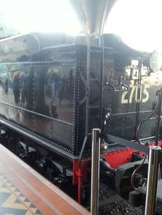 Another heritage train