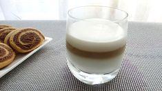Deser jogurtowy z wkładką kawową