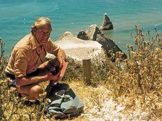 29.6.15. Bryan Nelson. Wildlife activist, environmentalist and ornithologist.