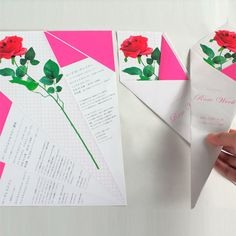 This leaflet design could work for many different industries as a concept