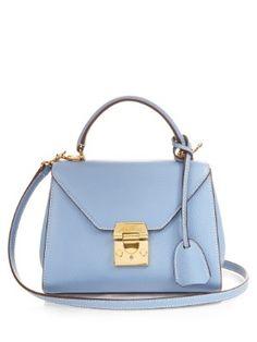 Hadley Baby Flap leather cross-body bag  30e0a8365ff