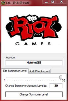 League of Legends IP and EP Hack | League of Legends Hacks