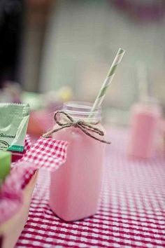 Vintage Strawberry Shortcake Girl Birthday Party Planning Ideas