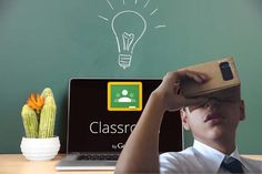 Free Virtual Reality Classroom System by #Google #VirtualRealityClassroomSystem