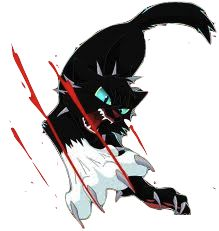 Scourge, just finished the sixth book in the first generation. SCOURGE IS AWESOME!!!!!!!!! <3