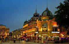 Kursy języka francuskiego, Montpellier,