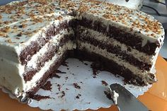 Quick Bailey cake, a nice recipe with a picture from the cake category. 75 ratings: Ø Tags: baking, festive, cake Russian Pastries, Russian Dishes, Dutch Recipes, Cuban Recipes, Baileys Torte, Polish Recipes, Seafood Dishes, Unique Recipes, Cakes And More