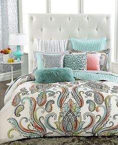 INC International Concepts Marni Bedding Collection - Bedding Collections - Bed & Bath - Macy's