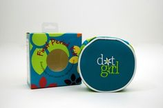 Prepare your daughter for her first period with the new brightly colored Dot Girl First Period Kit.