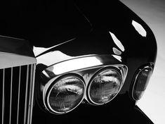 Hedi Slimane for Rolls Royce
