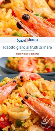 Pasta, Shrimp, Meat, Food, Noodles, Meals, Pasta Recipes