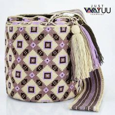 "327 Likes, 8 Comments - Just Wayuu (@just.wayuu) on Instagram: ""Handcrafted handbags made by indigenous wayuu in the north of Colombia. Worldwide shipping. PayPal…"""