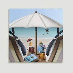 Ewe V 50 by Simon Clarke | Prints from Rowbury Gallery Xmas Cross Stitch, Seaside, Illustrators, Sheep, 50th, Cartoons, Artists, Gallery, Outdoor Decor