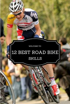 Although all the bike gear is super cool- you still gotta have the skills to pull it off! Practice these drills to improve your cycling dramatically. http://www.triathlon-hacks.com/road-bike-skills/