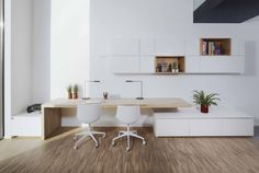 Fierens keukens en interieur Office Interior Design, Home Office Decor, Office Interiors, Home Decor, Modern Home Offices, Tiny Office, Bedroom Table, Living Room Tv, House Rooms