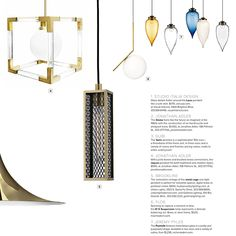 #Niche is included on list of #designers to look for when designing #lighting for your #interiors. Thanks @denverlifemagazine!