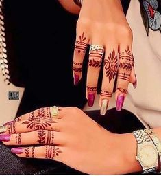 Super Arabic Mehndi Design