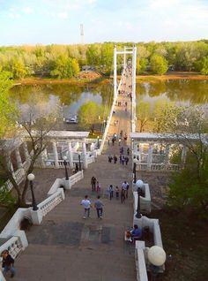 Orenburg, WALKING THROUGH URAL