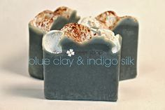 Mossy Creek Soap - Using Woad as a Natural Soap Colorant