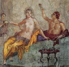 Culture Plus: Pompeii's Vitality and Tragedy Unearthed in Atmospheric Exhibit