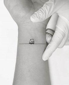 Subtle Tattoos, Simplistic Tattoos, Trendy Tattoos, Tiny Tattoos For Girls, Tattoos For Guys, Tattoos For Women, Inspiration Tattoos, Diy Tattoo, Tattoo Fonts