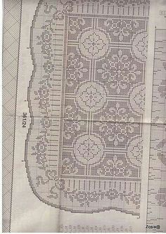 Crochet Doily Patterns, Crochet Doilies, Lacemaking, Crochet Tablecloth, Filet Crochet, Tapestry, Embroidery, Knitting, Tablecloths