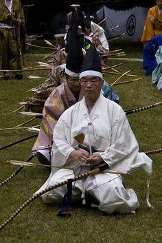 ♂ Japanese Martial Art Kyudo