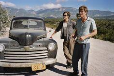 ジャック・ケルアック「路上」がコッポラ総指揮で映画化 - 8月に日本公開 | ニュース - ファッションプレス