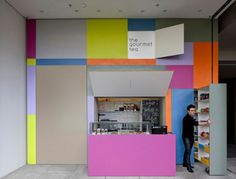 A True Pop-Up Shop for Gourmet Tea - Architizer