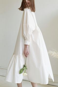 Modest Fashion, Hijab Fashion, Girl Fashion, Fashion Dresses, Fashion Design, Simple Dresses, Casual Dresses, Summer Dresses, Classy Outfits