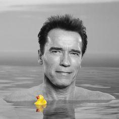 Arnold Schwarzenegger, Los Angeles, 2003