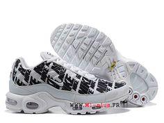 Nike Air Max Plus Just Do It Noir Irisé Hommes Cj9697 001 Tn