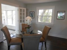 Arlington, VA | Vacant Single-Family Home Staging | Staged by Design, LLC | www.staged-by-design.com