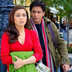 regram @ranimukrjiarabicfan Beautiful movie Like it Kabhi alvida na kehna