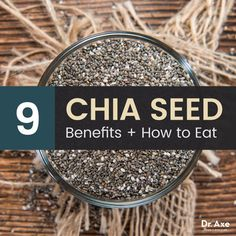 There are many healthy benefits of chia seeds. Many nutritionists suggest using chia seeds for weight loss as part of a balanced diet. Chia Benefits, Health Benefits, Health Tips, Benefits Of Chia Seeds, Chai Seed, Band Workout, Workout Tips, Natural Fertility, Pasta
