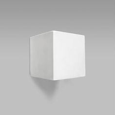 Plaster Cube LED   John Cullen Lighting