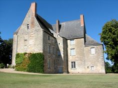 Le Château de Saché, demeure d'Honoré de Balzac http://www.my-loire-valley.com/2013/08/chateau-sache-demeure-honore-balzac/