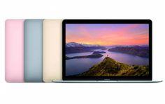 Notícia: Apple lança MacBook mais rápido e com bateria mais duradoura