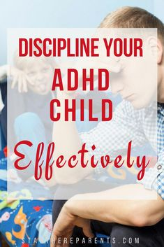 Managing behavior often presents frustrating challenges for parents of ADHD kids. Find out the most current guidance on how to discipline an ADHD child. Adhd Odd, Adhd And Autism, Parenting Advice, Kids And Parenting, Parenting Classes, Parenting Styles, Autism Parenting, Foster Parenting, Parenting Workshop