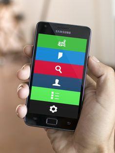 Nearby Mobile App Teaser by Forrestdf.deviantart.com on @deviantART