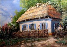 Деревенская тема в творчестве Юрия Пацана . Обсуждение на LiveInternet - Российский Сервис Онлайн-Дневников