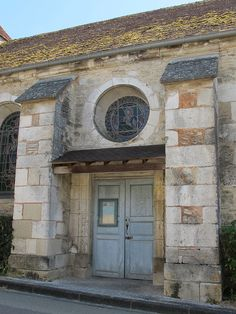 Eglise saint-Barthélémy, Cruzy-le-Châtel