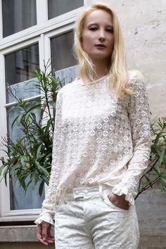 blouse - EPLE&MELK 125€