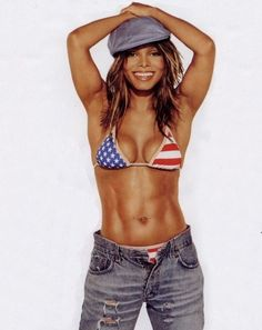 A picture of Janet Jackson. This site is a community effort to recognize the hard work of female athletes, fitness models, and bodybuilders. Jo Jackson, Jackson Family, Janet Jackson 90s, Janet Jackson Control, Michael Jackson Hot, Black Actresses, Actors & Actresses, Hollywood Actresses, Athleisure